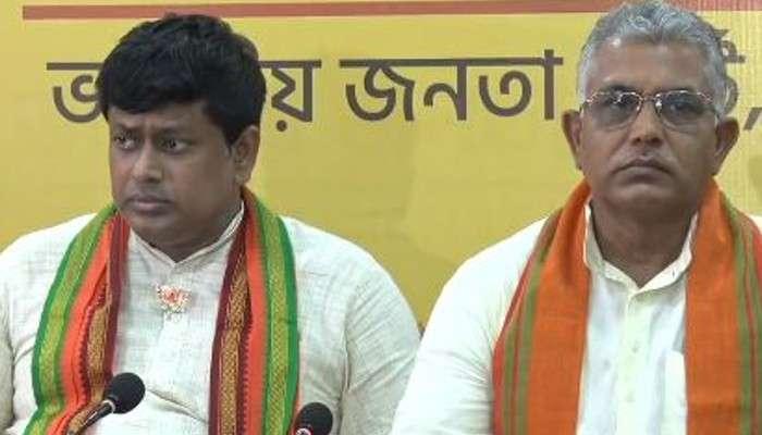 Sukanta Mazumder:  দলত্যাগীদের 'ফিরে আসা'র বার্তা; Dilip Ghosh-র প্রশংসায় পঞ্চমুখ বিজেপি-র নয়া রাজ্য সভাপতি