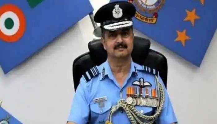 Chief of Air Staff: নতুন চিফ অফ এয়ার স্টাফ VR Chaudhari, কাজ শুরু করবেন ৩০ সেপ্টেম্বর