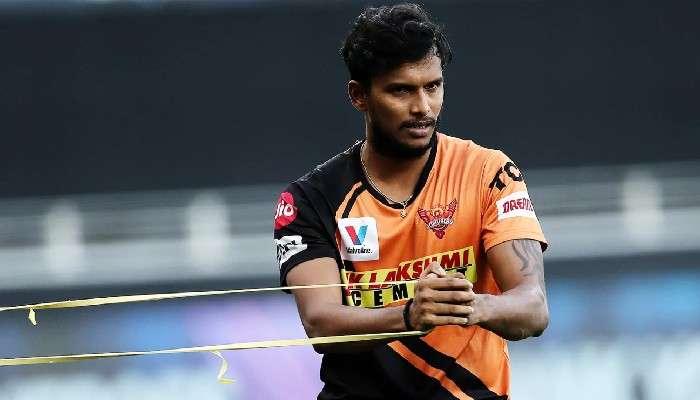 IPL 2021, Sunrisers Hyderabad: করোনায় আক্রান্ত টি নটরাজন,ফের আইপিএলে ভাইরাস হানা,নিভৃতবাসে আরও ৬