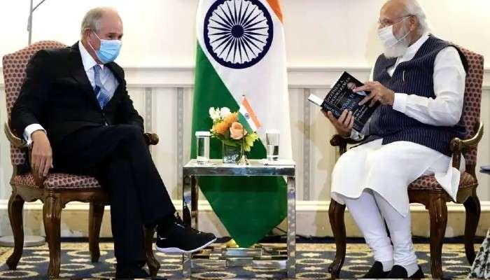 PM Modi US visit: লক্ষ্য মার্কিন বিনিয়োগ, ৫ শীর্ষস্থানীয় সংস্থা প্রধানদের সঙ্গে বৈঠক মোদীর