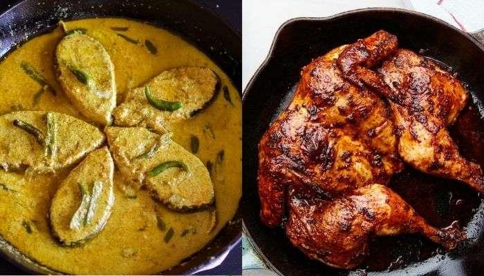 Healthy Diet : মাছ না Chicken কোনটা বেশি স্বাস্থ্যকর? জেনে নিন কোনটি বেশি উপকারী