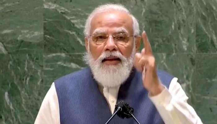 সন্ত্রাসবাদ হাতিয়ার একটি দেশের, Pakistan-কে নিশানা Modi-র; আফগান-উদ্বেগ