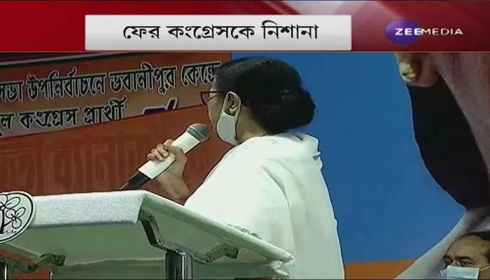 The CPM has an understanding with the Congress, including BJP: Mamara Banerjee   Bypoll 2021  