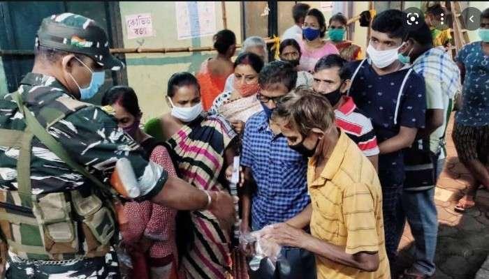 WB By-polls 2021: ফের বহিরাগত ভোটার! TMC-BJP বচসা-ধাক্কাধাক্কি; শেষবেলায় উত্তেজনা ভবানীপুরে
