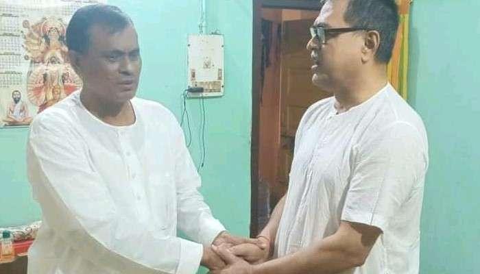 Cooch Behar: মহালয়ার দিন বাড়িতে তৃণমূলের জেলা সভাপতি, শাসকদলে ফিরছেন আরও এক BJP বিধায়ক?