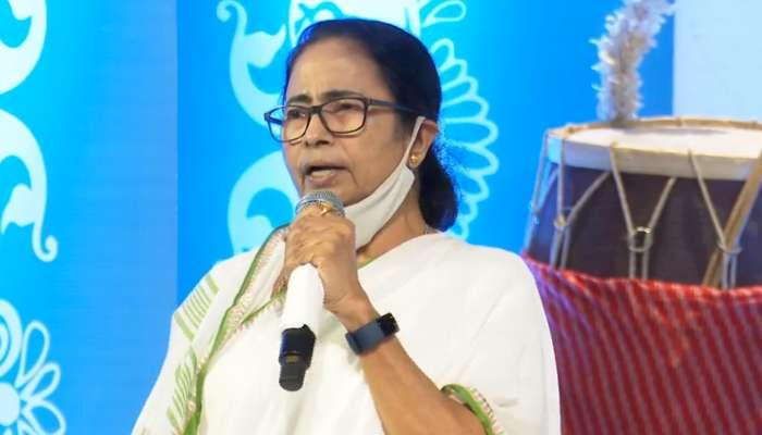 শুধু তৃণমূল নেতৃত্বই লখিমপুরে ঢুকতে পেরেছিল, Mamata-র নিশানায় Congress?