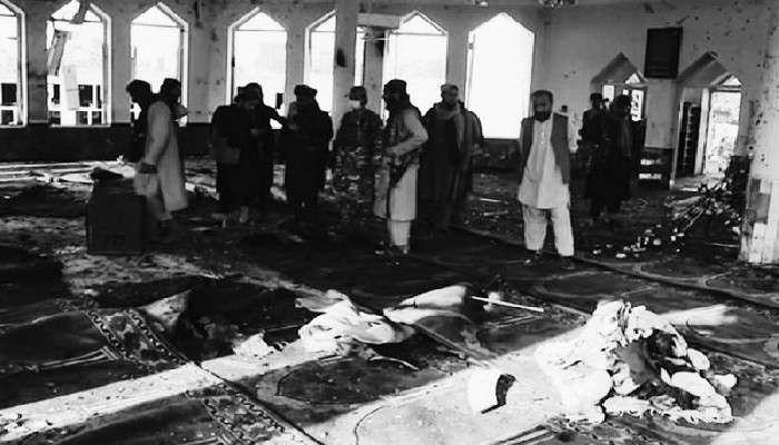 Afghanistan: কুন্দুজের শিয়া মসজিদে হামলা, দায় স্বীকার করল ISIS-K