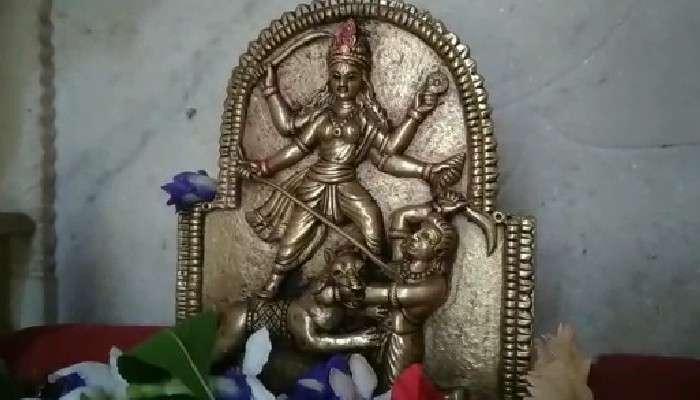 #উৎসব: এই অষ্টধাতুর প্রতিমা প্রতিষ্ঠা করেছিলেন সম্রাট আকবর