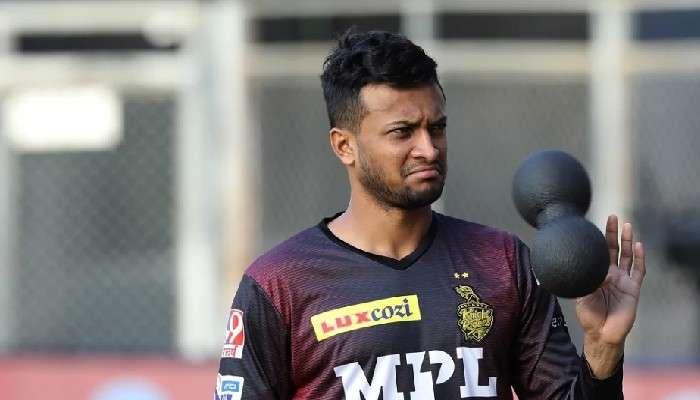 IPL 2021: প্লে-অফের আগেই কেন KKR ছাড়লেন Shakib Al Hasan?