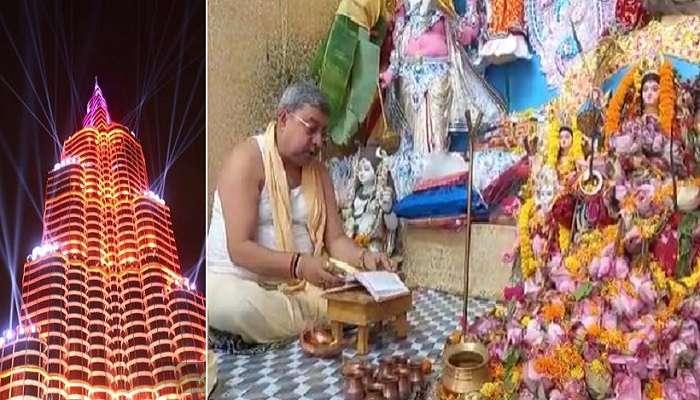 #উৎসব: মন্ত্রী সুজিতের শ্রীভূমির 'বুর্জ খলিফা' পুজোর সমালোচনা সাংসদ কল্যাণের মুখে!