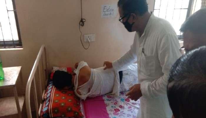 Tripura: আবার আক্রান্ত তৃণমূল, হাসপাতালে ভর্তি শান্তনু