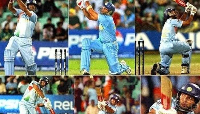 T20 World Cup-র সেরা পারফরমার: যুবরাজ সিংয়ের ছয়টি ছক্কা থেকে উমর গুলের ৫ উইকেট