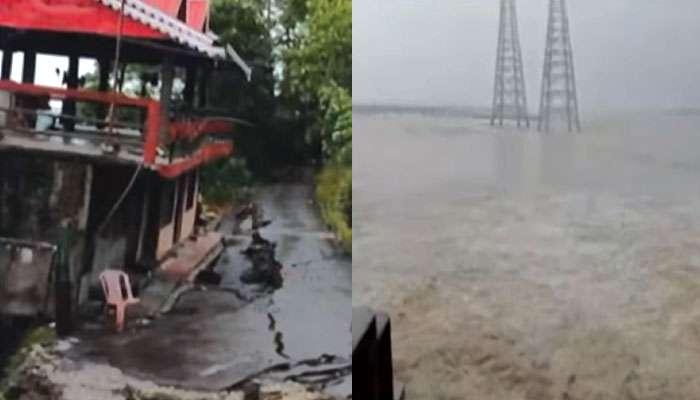North Bengal: বিরামহীন বৃষ্টি-ধসে বিপর্যস্ত উত্তরবঙ্গ, বিচ্ছিন্ন সিকিম-কালিম্পং