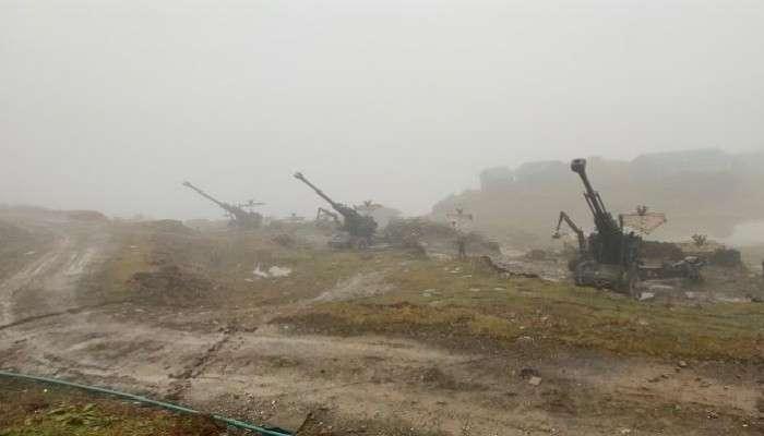 Arunachal Pradesh: LAC-তে বোফর্স কামান মোতায়েন ভারতীয় সেনার