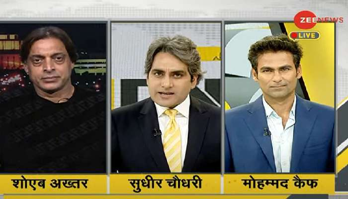 #IndVsPakOnZee: মহারণে কে জিতবে? মনের কথা জানালেন শোয়েব-কইফ