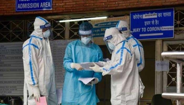 Coronavirus: দেশে ১০০ কোটি টিকাকরণ পার, নিম্নমুখী দৈনিক সংক্রমণ - অ্যাক্টিভ কেস