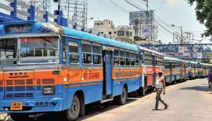 কলকাতায় আগে বাস চলত ৭,৫০০, এখন নামছে দু'হাজার, CNG-তে বদলের প্যাকেজ-ভাবনা Firhad-র