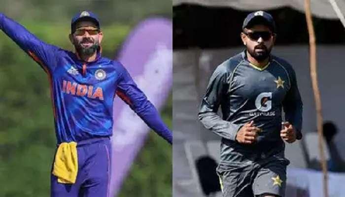 T20 World Cup: মুখোমুখি India-Pakistan, মহারণের আগে বিস্ফোরক দুই দলের দুই ক্যাপ্টেন