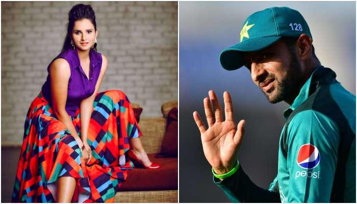 IND vs PAK: মাঠে Shoaib Malik র জন্য 'জিজাজি...জিজাজি' রব! কী বলছেন Sania Mirza