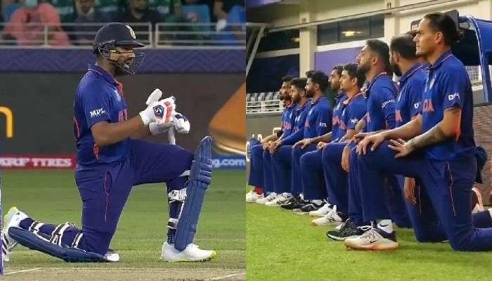WT20, IND vs PAK: কেন হাঁটু মুড়ে প্রতিবাদ করেছিল Team India? জানালেন Virat Kohli