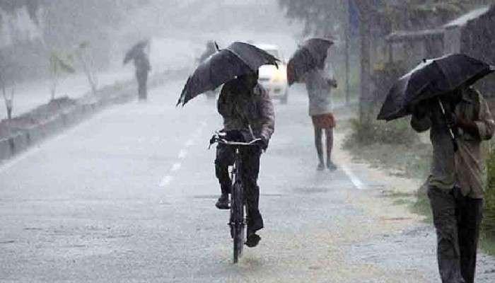 Weather Today: ফের বৃষ্টির পূর্বাভাস, বজ্রবিদ্যুৎ-সহ বর্ষণে ভাসবে একাধিক জেলা